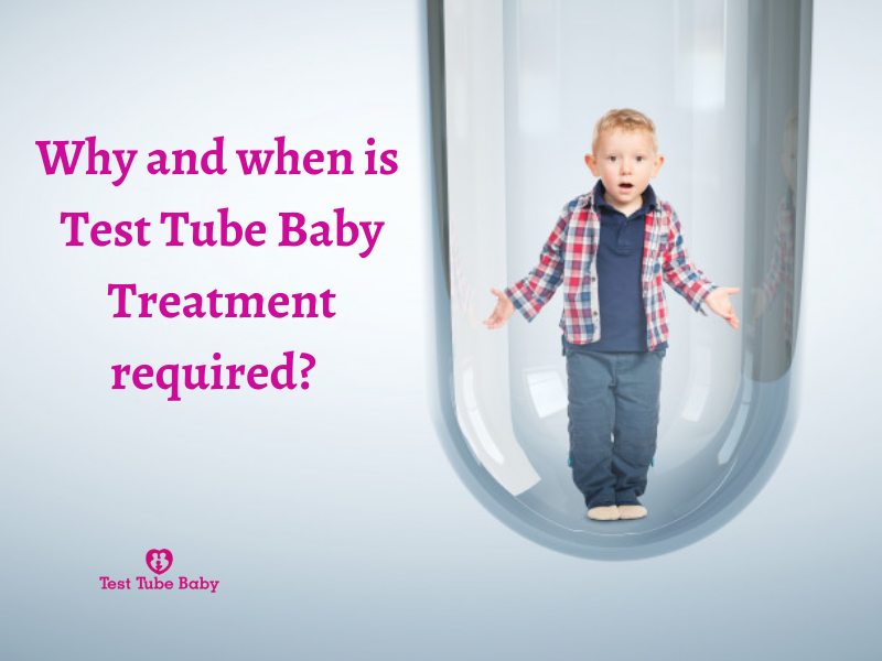 Why and when is Test Tube Baby Treatment required?